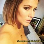 Caroline Flack's accidental nipple show